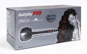 Babyliss Pro BAB2665SE; MiraCurl; SteamTech