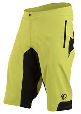 Pearl Izumi 2016 Summit Mountain Bike MTB Shorts Lime Punch - Small