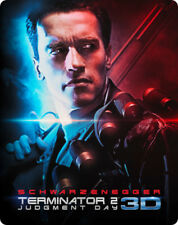 Terminator 2: Judgment Day 3D (Zavvi Exclusive Limited Ed Blu-ray Steelbook) [UK