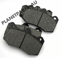 Holden HSV VE AP Racing REAR CERAMIC Brake Pads DB1938 R8 Maloo WM Grange GTS