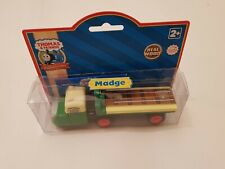 Thomas the tank engine & Friends MADGE WOODEN NEW IN BOX