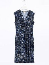 MICHAEL Michael Kors Beautiful Luxe Designer Wrap Dress Size L (16 AU) RPP $150