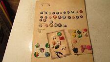 Antique Buttons Calicos Ringers Pinafores Plus