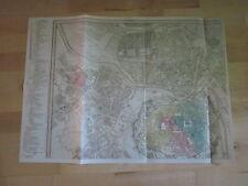 Wien Archiv 1 Geschichte 1048a Stadtpläne Vorstädte 3 Faksimilekarten