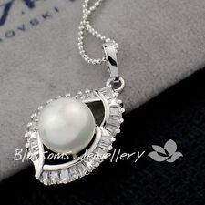 Pearl Brass Fashion Necklaces & Pendants