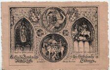 Gotische fenster , Maria im strahlenkranz ....