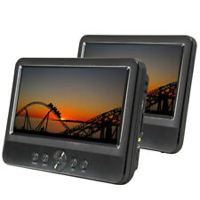 10inch Twin Screen Travel/Car/Portable USB /MP3/DVD Player w/Remote/Region Free