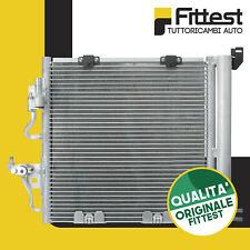 Condensatore Radiatore Aria Condizionata Opel Astra H GTC SW Zafira B 35,8x38,1
