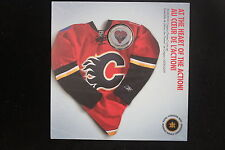 2008 - 2009 Calagry Flames Coin Gift Set with Commemorative Dollar