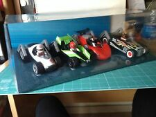 PLAYMOBIL 4 COCHES EN EXPOSITOR VER FOTO