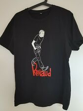T-shirt graphic  Homme Renaud Taille L  collector