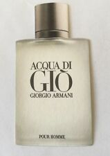 Carte parfumée Aqua De Gio Pour Homme de Giorgio Armani