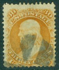 EDW1949SELL : USA 1861 Scott #71 Used Strong color Catalog $190.00.
