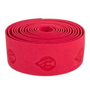Cinelli Cork Cycling Handlebar Grip Tape Red