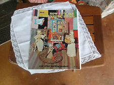 Vtg How To Make Cornhusk Dolls & Other Exciting Projects Elaine Kohler 1973