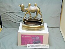 Novelty Camel Shape Ashtray With Refillable Lighter USA Stocked And Shipped