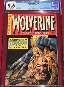 Wolverine Vol. 3 # 55 Crime SuspenseStories 22 Homage Variant Cover by Greg Land
