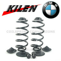 BMW X5 REAR SUSPENSION AIR BAG TO COIL SPRING CONVERSION KIT - E53 1999-2006