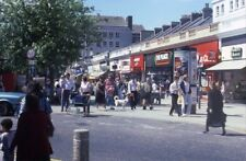 PHOTO  SHOPS IN TERMINUS ROAD EASTBOURNE 1986