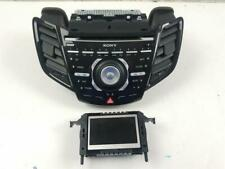 2013-2017 MK7 Ford Fiesta SONY RADIO CD PLAYER UNIT CONTROLS + SCREEN