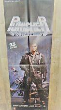 PUNISHER ! dolph lundgren affiche cinema comics bd moto