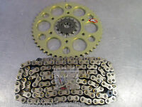 YAMAHA YZFR125 YZF-R125 RENTHAL UPGRADE CHAIN AND SPROCKET KIT QUALITY