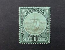 GRENADA 1908 1s SG 82 Sc 77 MH