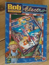 ***  Bob der Baumeister, Electro Spiel, toggolino, Jumbo, bitte lesen