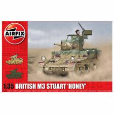Airfix A1358 M3 Stuart Honey Military Vehicle British Version