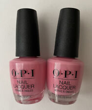(2) Opi Nail Lacquers | Lima Tell You About This Color! | .5 fl oz | New!
