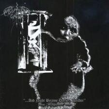 Gauntlet's Sword - ..and Night Became Darker, Wilder...CD  2006 black metal