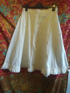 "Noa noa ""Plantation Cotton"" skirt sz S"