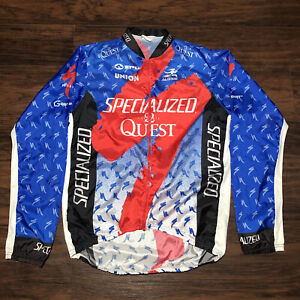Specialized Cycling Jacket Synthetic Calorie Quest Men's Size L