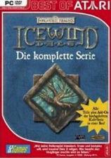ICEWIND DALE 1 + 2 + ADDON HEART OF WINTER Baldurs Gate Deutsch BRANDNEU