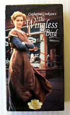 The Wingless Bird  (VHS, 1998, 2-Tape Set) ~ RARE OOP Mobil Theatre Movie Moira