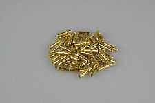 10x YUKI MODEL Goldkontakt 3,0 mm Stecker 600060 Rc Modellbau Heli Boot