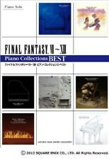 Final Fantasy VII-XIII Piano Collections BEST Piano Solo Sheet music book