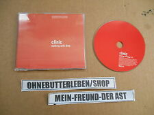 CD Indie Clinic-Walking with thee (1) canzone PROMO DOMINO