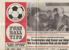 BL 80/81 VfB Stuttgart - Borussia Dortmund (TIP)