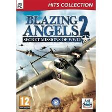 BLAZING ANGELS 2 Secret Missions of WWII JEU PC NEUF Simulateur Vol / Guerre
