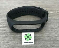 used Genuine Official TomTom Touch Touch Cardio strap band Black-Black LARGE