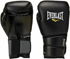 New Everlast Boxing Protex 2 Level II Advanced Training Gloves - L/XL, Black