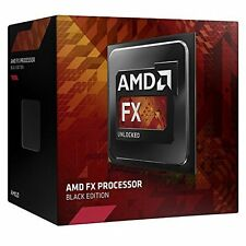 AMD FX-8350 FD8350FRHKBOX 8 Core AMD AM3+ 16M 4000MHz 125W Retail