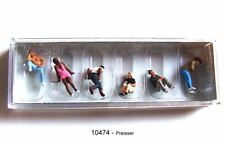 "Preiser 10474 H0 figurines "" sur le escaliers assis "" # Neuf Emballage d'ORIGINE"