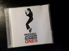 CD ALBUM - MICHAEL JACKSON - NUMBER ONES