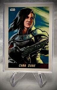 2020 STAR WARS - The Mandalorian 10 Card Set - Topps eBay Exclusive and Complete