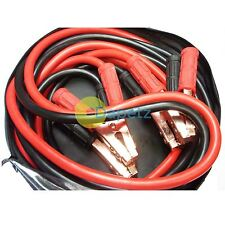 2 Meter 1200amp Jump Leads Booster Cables Thick Heavy Duty Cable Car Van Truck