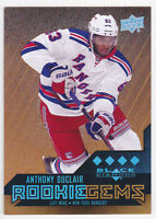 14-15 Black Diamond Anthony Duclair Orange Quad Rookie 2014