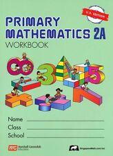 Primary Mathematics Workbook 2A (US Edition) - FREE SHIPPING ! ! !