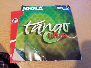 Joola Tango Ultra pimples out table tennis rubber 1.8mm black